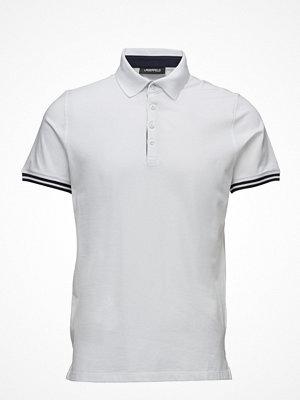 Pikétröjor - Lagerfeld Polo Button