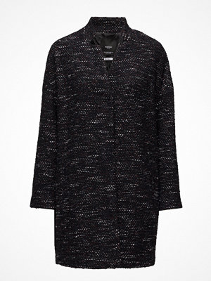 Kappor - Mango Flecked Wool-Blend Coat
