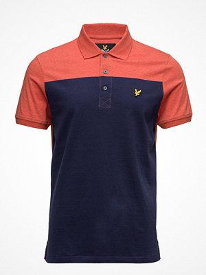 Pikétröjor - Lyle & Scott Yoke Polo Shirt
