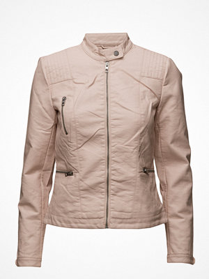 Only Onlwilma Faux Leather Jacket Cc Otw