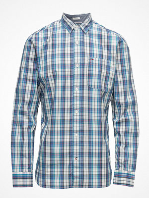 Skjortor - Hilfiger Denim Thdm Basic Reg Check Shirt L/S 13