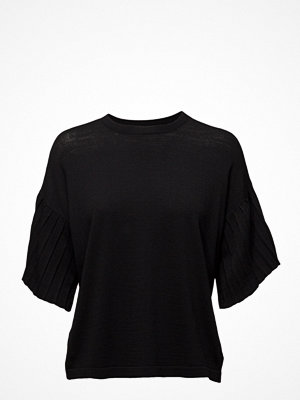 T-shirts - Mango Pleated Sleeves T-Shirt