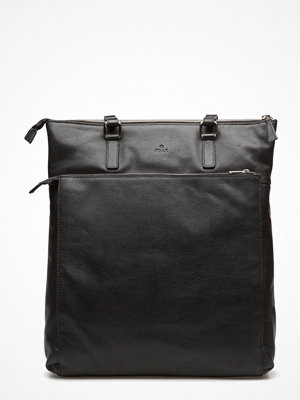Adax svart ryggsäck Napoli Backpack Ann