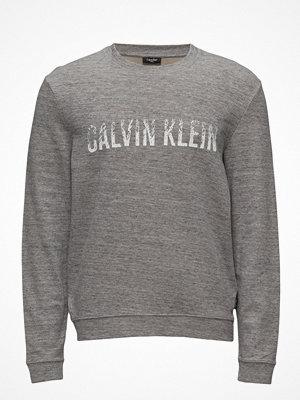 Tröjor & cardigans - Calvin Klein Kalep Bonded Mouline