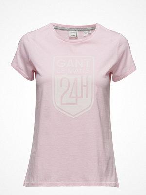 T-shirts - Gant Lm. C-Neck Shield Ss T-Shirt