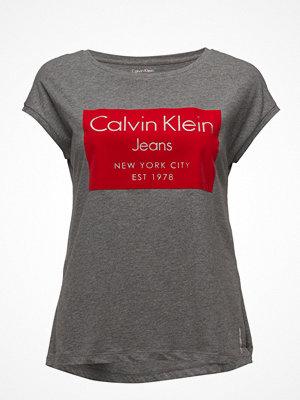 T-shirts - Calvin Klein Jeans Tika-22 Cn Lwk S/S,