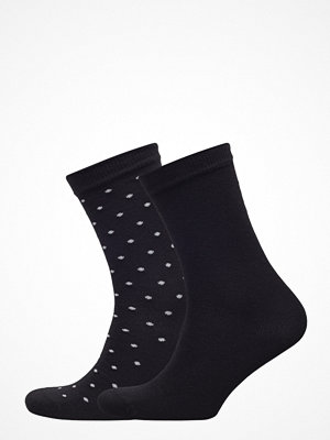Gant O1. 2 Pack Solid And Dot Sock