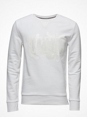 Tröjor & cardigans - Calvin Klein Jeans Heams Cn Hknit Ls, 0