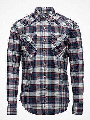 Skjortor - LEVI´S Men Barstow Western Suona Dress Bl