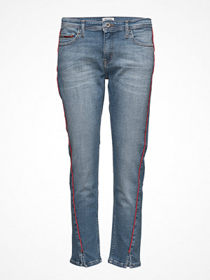 Jeans - Tommy Jeans Twisted Cropped Lana Crbl