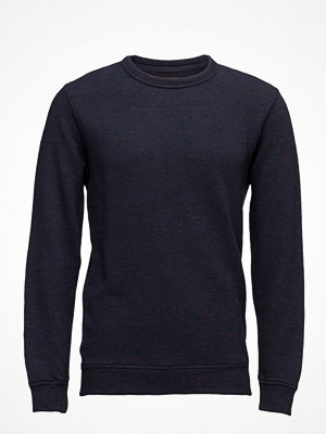 Lee Jeans Knit Sweatshirt Midnight Blue
