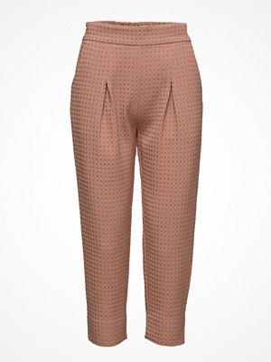 Sofie Schnoor beige byxor Pants