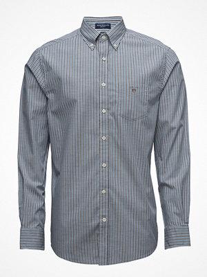 Skjortor - Gant Multi Color Sm Stripe Reg Ls Bd