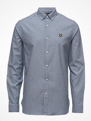 Skjortor - Lyle & Scott Geometric Print Shirt