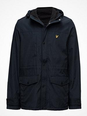 Parkasjackor - Lyle & Scott Microfleece Lined Jacket