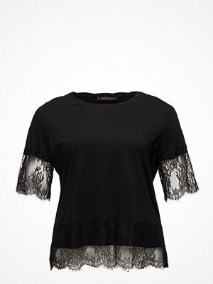 Violeta by Mango Lace Appliqu T-Shirt