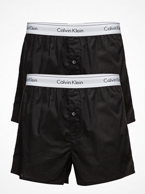 Calvin Klein 2p Slim Fit Boxer, 0