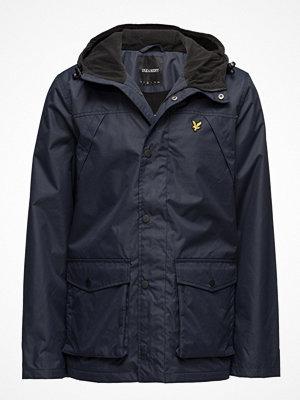 Parkasjackor - Lyle & Scott Micro Fleece Lined Jacket