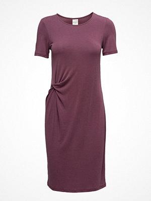 Selected Femme Sfvivi Ss Drape Dress
