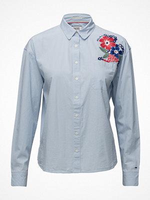 Tommy Jeans Thdw Multi Stripe Shirt L/S 41