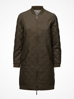 Lexington Clothing Liv Quilted Long Jacket