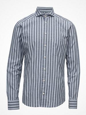 Eton Lightweight Flannel Slim