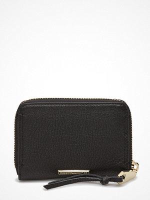 Rebecca Minkoff svart kuvertväska Mini Regan Zip Wallet