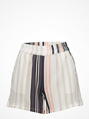 Shorts & kortbyxor - Saint Tropez Variegated Stripe Shorts