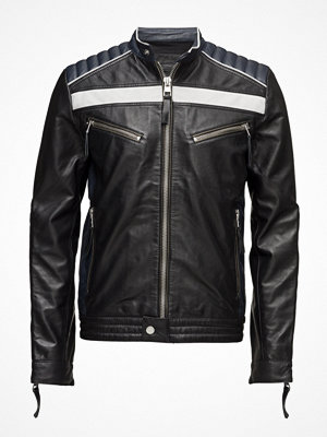 Calvin Klein Jeans Malfo Leather Racer,