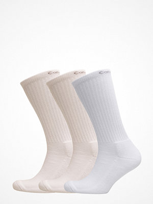 Strumpor - Calvin Klein Ck Cotton 3pk Landon Athletic 10