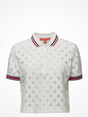 Pikétröjor - Hilfiger Collection Ribbed Ss Polo