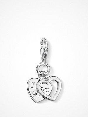 Thomas Sabo smycke Charm I Love You