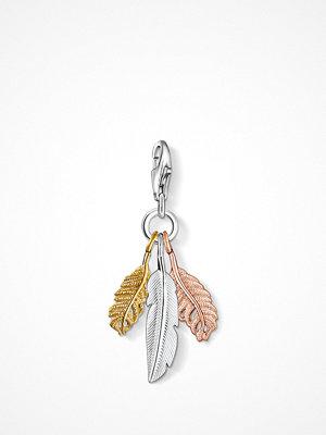 Thomas Sabo smycke Charm Feathers