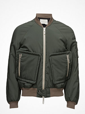 Tonsure Bomber Jacket