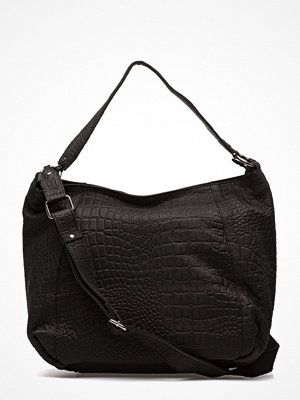 Adax svart axelväska Amigo Shoulder Bag Bille