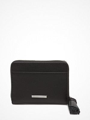 Rebecca Minkoff svart kuvertväska Mini Wallet With Tassel