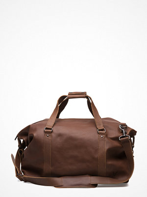 Lyle & Scott Leather Holdall