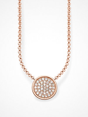 Thomas Sabo smycke Necklace  Sparkling Circles