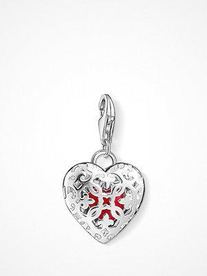 Thomas Sabo smycke Charm Pendant  Locket Heart