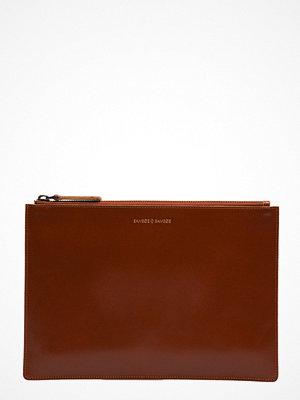 Samsøe & Samsøe brun kuvertväska Vivienne Clutch 8166