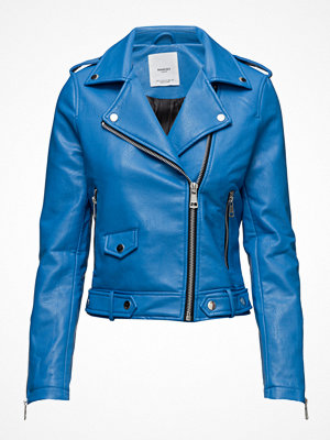 Mango Appliqu Biker Jacket