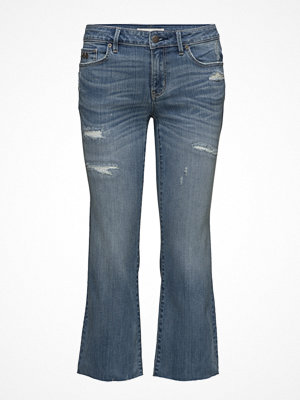 Odd Molly omönstrade byxor Kick It Flared Jeans