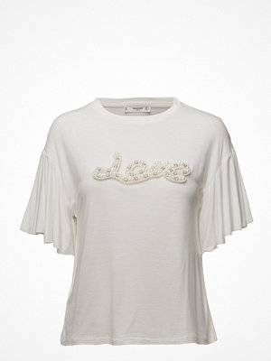 Mango Pearls Message T-Shirt