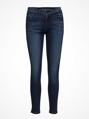 Calvin Klein Jeans Mid Rise Skinny - Wo