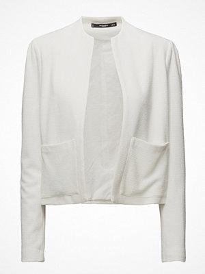 Mango Padded Shoulder Jacket