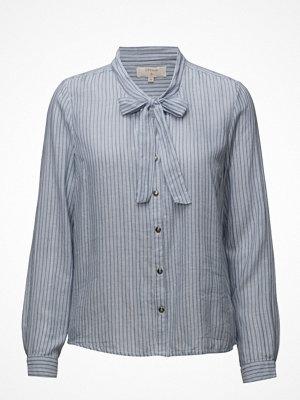Cream Cama Striped Shirt