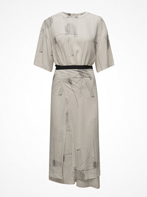 Filippa K Double Wrap Printed Dress
