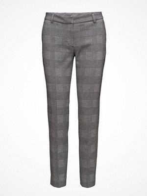 Gant grå rutiga byxor G1. Glencheck Pant