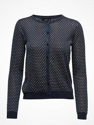 Cardigans - Mango Metallic Thread Jacket