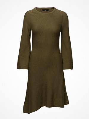 Mango Flared Sleeves Dress